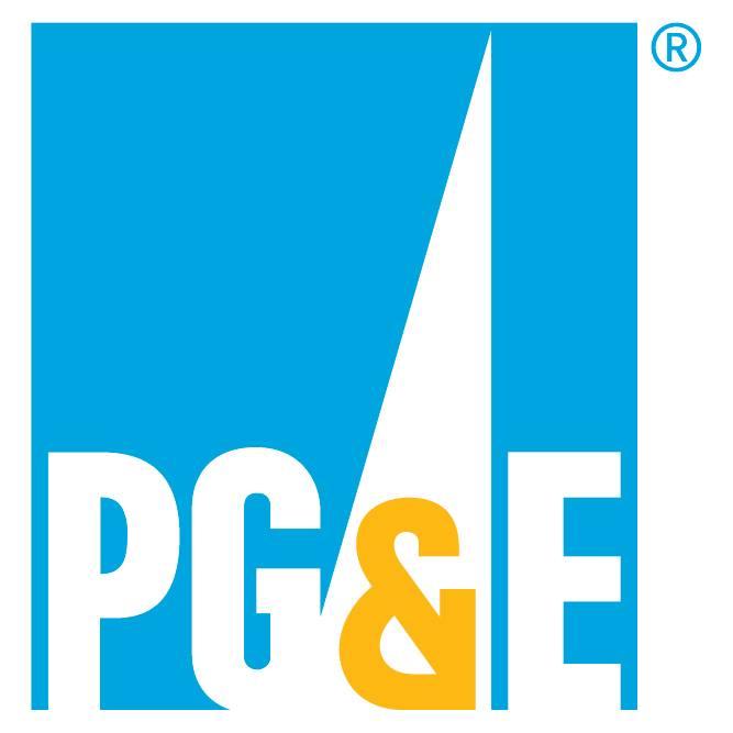 PG & E Logo