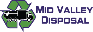 Mid Valley Disposal Logo