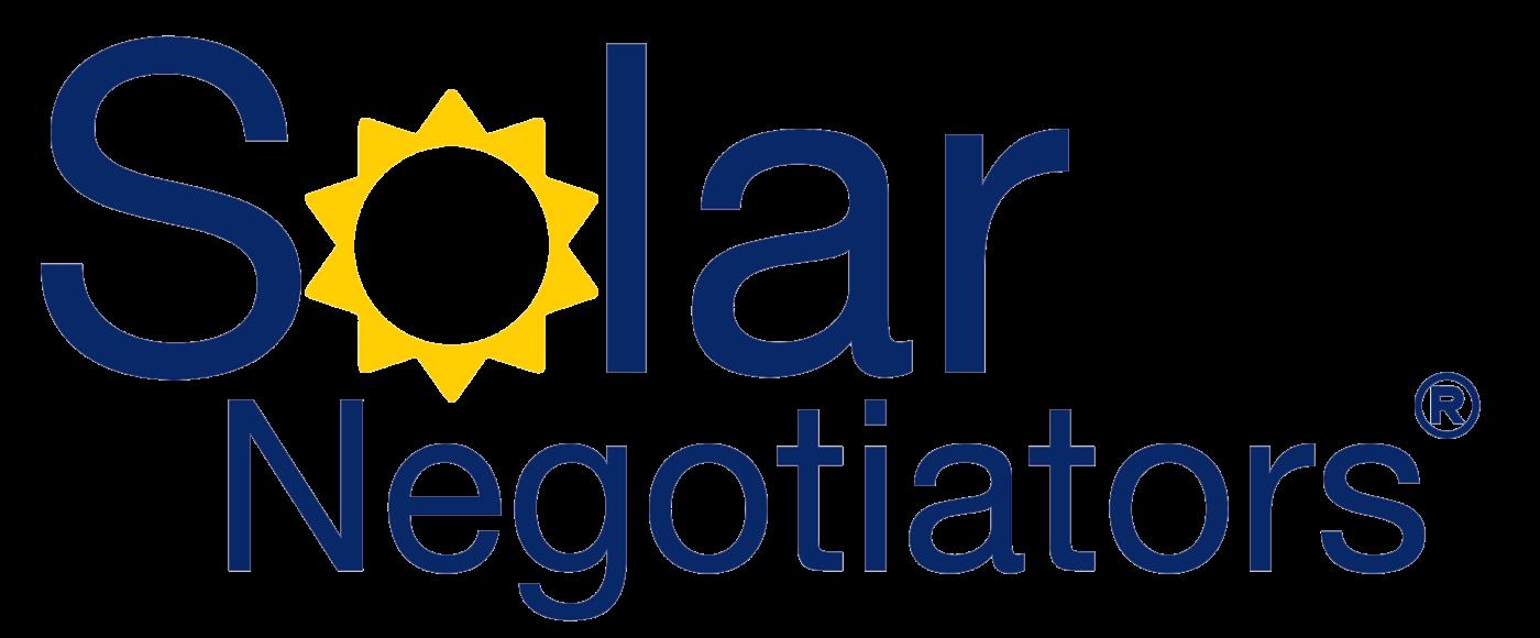 Solar Negotiators Logo